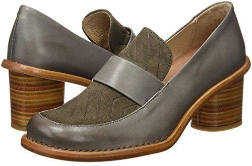 vetiver debina Con Gris Neosens Vetiver De Restored S567 Zapatos Punta Mujer Tacón Cerrada Vesubio Para TWr6p8T