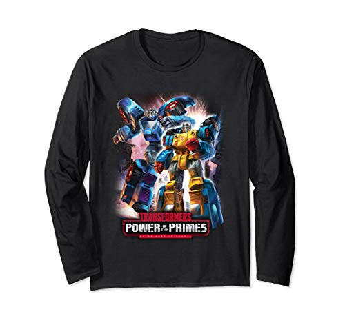 Transformers Power Of The Primes Long-Sleeve T-Shirt