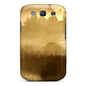 Awesome Daybreak In Nova Scotia Flip Case With Fashion Design For Galaxy S3 by runtopwell