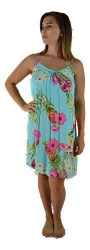 hawaiian batik dresses - 9