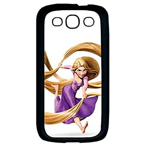 Case For Samsung Galaxy S3 I9300 Beautiful Tangled Princess Pattern Case Hard Plastic Cover