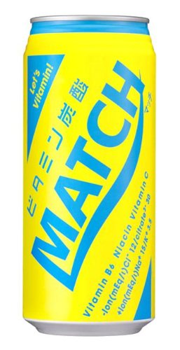 X24 This Otsuka match 480ml cans by Otsuka Foods