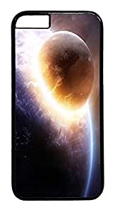 ACESR Cataclysm iPhone 6 Hard Case PC - Black, Back Cover Case for Apple iPhone 6(4.7 inch)