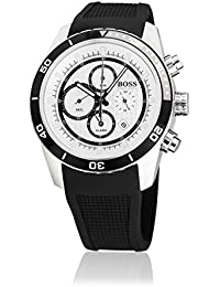 Black Collection Silver Tone Watch 1512659 Features