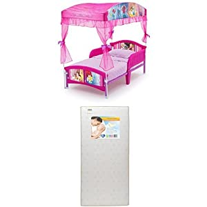 Delta Children MySize Toddler Bed