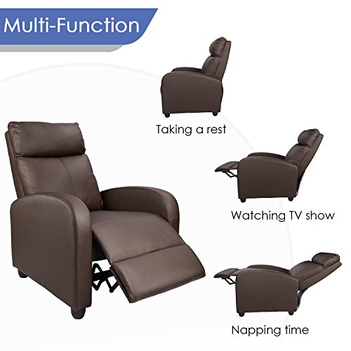 22 Different Types of Recliner Armchairs