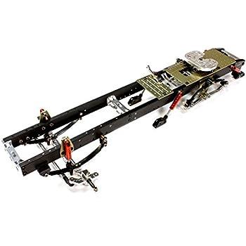 Amazon.com: Integy RC Model Hop-ups C25745SILVER Ladder Frame ...