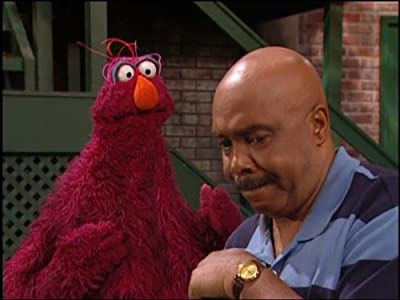 Gordon Golfs on Sesame Street