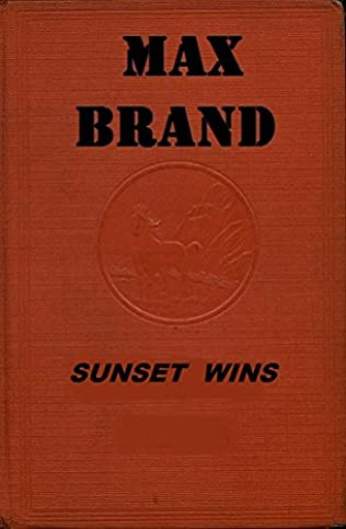 book cover of Sunset Wins