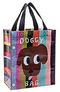 BLUE Q Bag Tote Handy Doggy, 1 Each