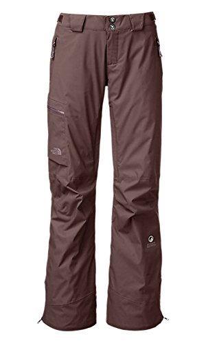 THE NORTH FACE WOMEN'S SICKLINE INSULATED SKI PANTS shale black - Face Shales