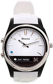 Martian Watches Notifier Smartwatch - White