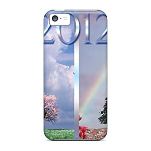 Forever Collectibles Seasons 2012 Hard Snap-on Iphone 5c Case