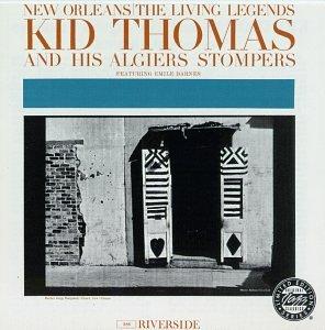 Living Legends: Kid Thomas