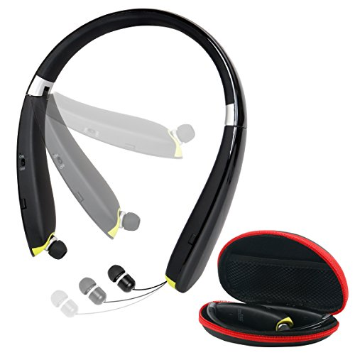 Bluetooth Headphones VICTA Wireless Retractable product image
