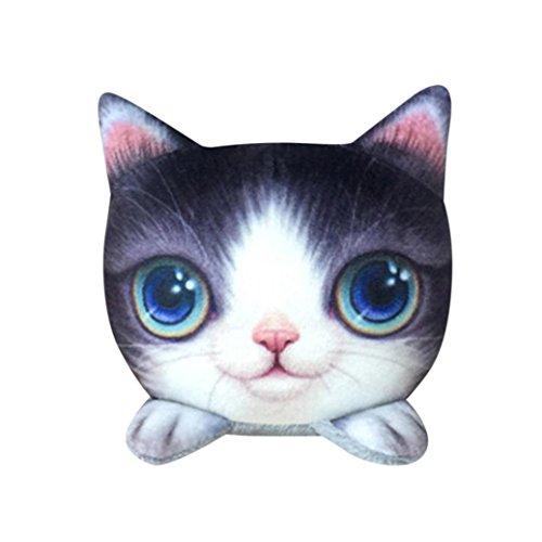 Assortment Floor Display (Lisin Funny Cat Doll Car Decor Purify Air Bamboo Charcoal Bag Adsorb Odor Deodorant (A))