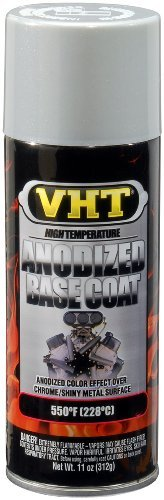 VHT SP453 Anodized Base Silver Color Coat Can - 11 oz. by VHT