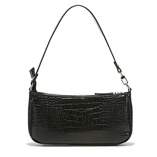 Barabum-Retro-Classic-Clutch-Shoulder-Tote-HandBag-with-Zipper-Closure-for-Women