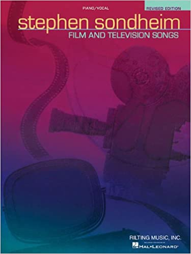 stephen sondheim film and television songs revised edition