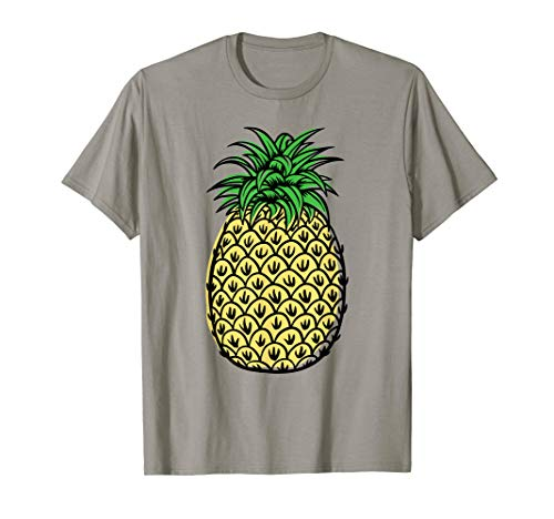 Pineapple Tee: Tropical Graphic Print Shirt]()