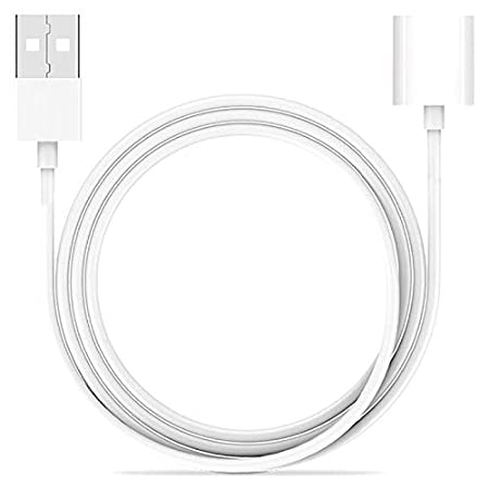 Amazon Com Toogoo 1m Pencil Charger Cable Adapter For Ipad Pro 12 9