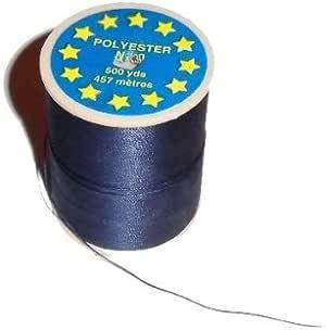Singer-Hilo para máquina de coser Singer para cuero: Amazon.es: Hogar