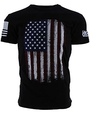 HYDRA Tactical Full Color Flag Men's T-Shirt