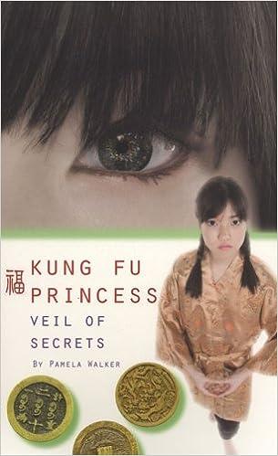 Book Veil of Secrets #3 (Kung Fu Princess)