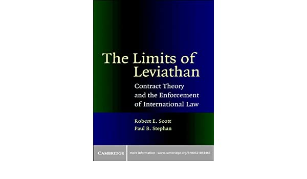 Limits of leviathan