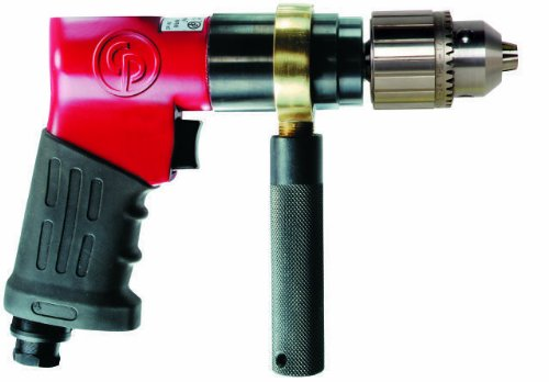 (Chicago Pneumatic CP9789 Heavy Duty 1/2-Inch Reversible Drill)