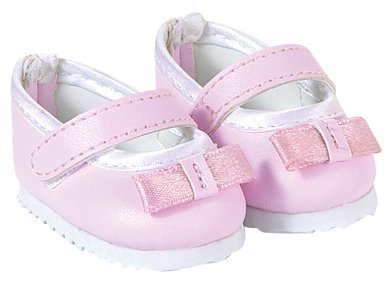 Corolle Classic 14 Doll Fashions Shoes Pink with Strap T4560/_pink2