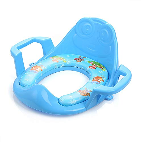 Best Quality - Potties - Portable Baby Potty Add Soft Mat Baby Toilet Car Potty Child Pot Training Girls Boy Potty Kids Chair Toilet Seat Children's Pot - by Squeeque ()