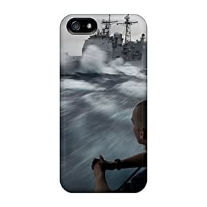 High Quality AmI14407xcFX Rough Seas Cases For Iphone 5/5s
