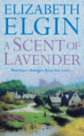 book cover of A Scent of Lavender