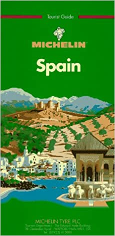 Book Michelin Green Guide: Spain (2nd ed)