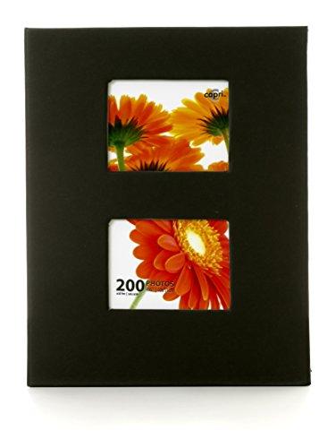 Kiera Grace Album de Fotos, 200 fotos de 10 x 15 cm, Negro