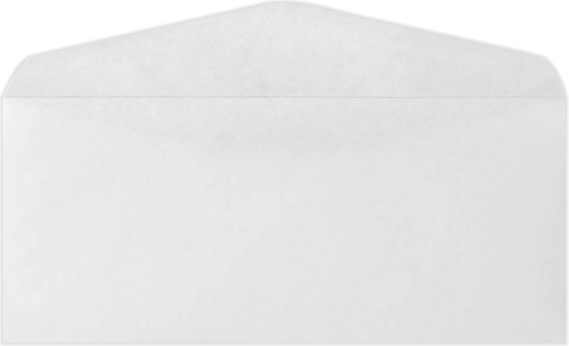 #8 5/8 Regular Envelopes (3 5/8 x 8 5/8) - 24lb. Bright White (250 Qty.)