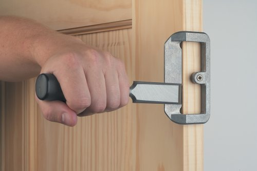 Irwin Tools Wooden Door Lock Installation Kit, 3111001 by Irwin Tools (Image #4)