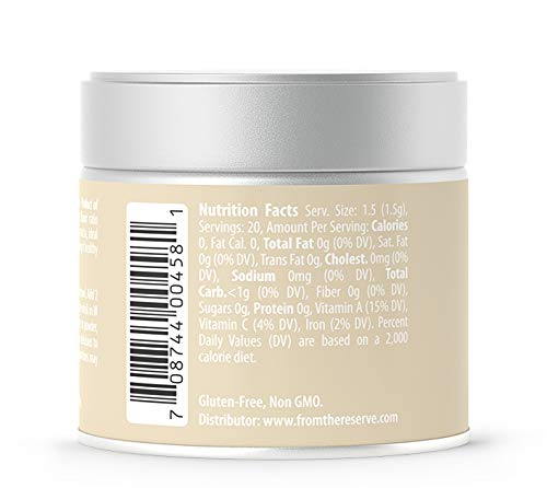 Vanilla Matcha with Organic Ceremonial Matcha, THE RESERVE