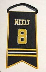 Cam Neely Boston Bruins Jersey Retirement Mini Banner Pennant #8 - Banner