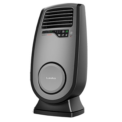 Lasko Heater Ceramic 1 , 500 W 7.63 In. X 11.35 In. X 23 In.