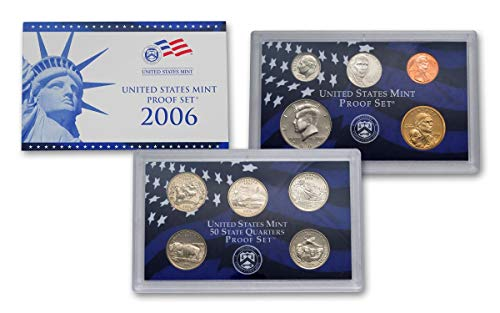 2006 United States Mint Proof Set Proof