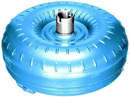 RPM Stall Speed Torque Converter Allstar Performance ALL26904 10 Diameter 350//400 Transmission 3500