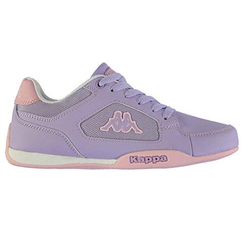 Kappa Rannock Turnschuhe Damen Lila/Pink Sneakers Sport Schuhe Schuhe