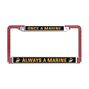 Amazon Com Nuoousol Once A Marine Always A Marine Red
