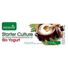 Bulgarian Bio Yogurt Starter Culture - natural, home made - up to 20 liters