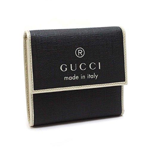 グッチ PVC 財布(ホック式小銭入れ付き) 170400