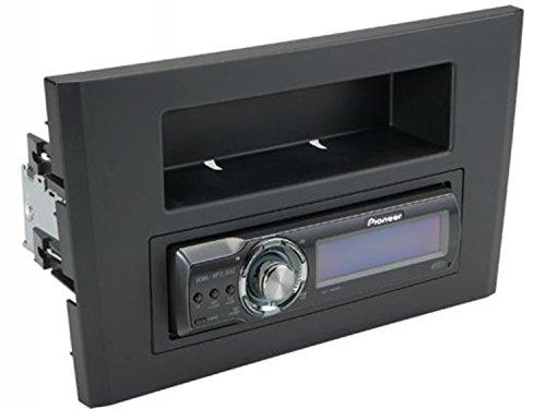 SCOSCHE VO4150B 2003-09 Volvo XC90 Single DIN w/pocket Install Dash Kit (Xc90 Volvo 2005 Dash)