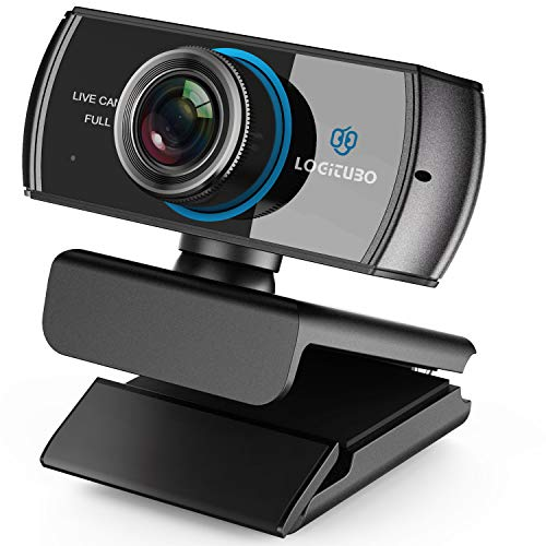 LOGITUBO Streaming Webcam 1536P 1080P Game Web cam with Mic. for Video Chatting and Recording Compatiable with Xbox One PC Laptop Support OBS XSplit Skype Facebook Twitch