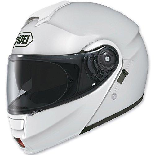 Shoei Neotec White Modular Helmet - X-Large